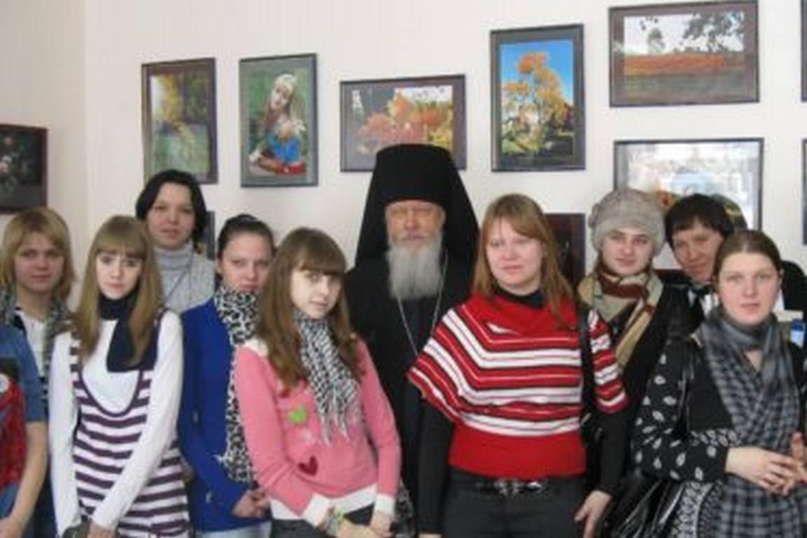 """Фотовыставка """"Родной земли очарование"""" 27.02.11"""