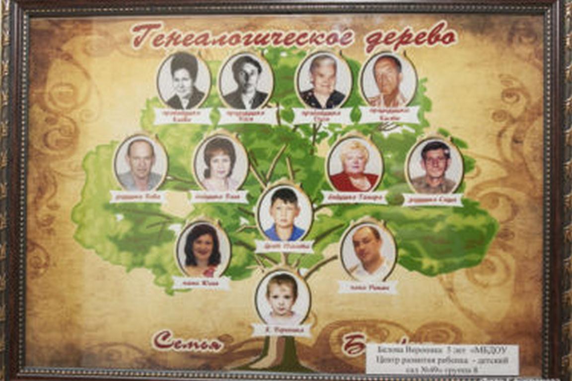 Детская выставка родоведения 30.05.14